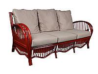 """Диван """"Нью-Йорк"""". Плетеная мебель из ротанга. Цвет под заказ"""