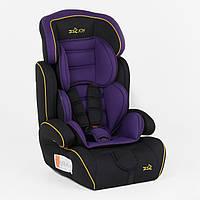Автомобільне крісло для дітей з нахилом спинки на 180 градусів JOY 8577 BV (вага дитини 9-36 кг), фото 1