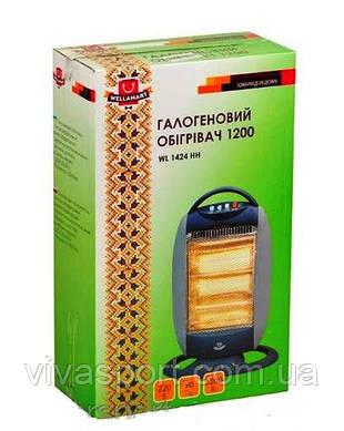 Инфракрасный галогеновый обогреватель для дома HH-1200