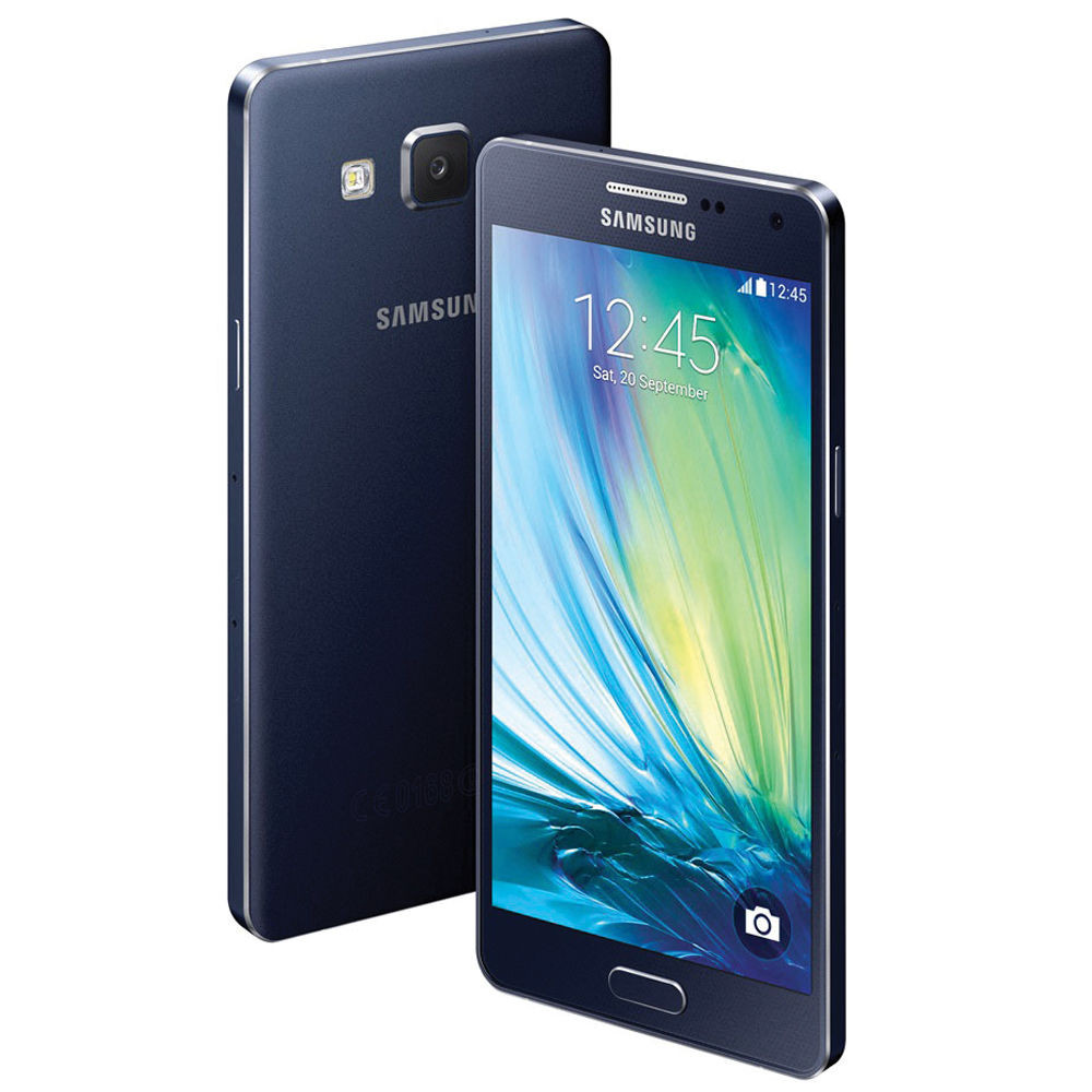Смартфон Samsung Galaxy A5 (Midnight Black)