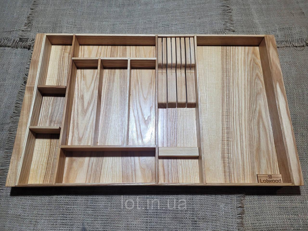 Лоток для столових приладів PM680-770.450 ясен