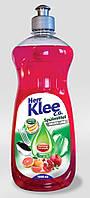 Засіб для миття посуду Herr Klee Spulmittel Granatapfel (Гранат) - 1 л.
