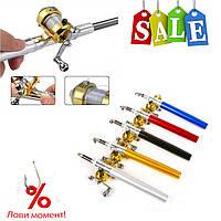 Карманная удочка - ручка Fishing Rod in Pen case