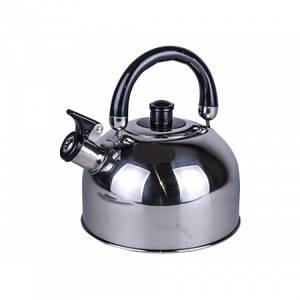 Чайник з нержавіючої сталі А-Плюс 1322 зі свистком, 3 л