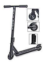Трюковый самокат Scale Sports Turbo 100 mm Черный, фото 1