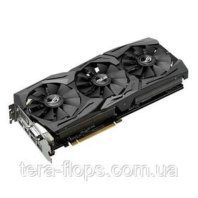 Видеокарта GTX 1060 6GB Asus Rog Strix Gaming (ROG-STRIX-GTX1060-6G-GAMING) Б/У