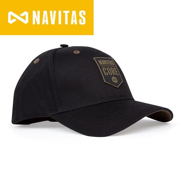 Кепка Navitas Core Cap Black