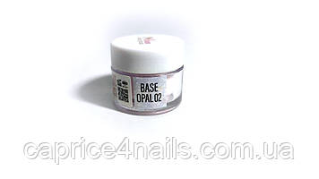Камуфлююча база Base Opal 02, JZ nails group, 12 мл