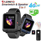 Смарт годинник Андроїд Lemfo LEM11 4G, фото 7