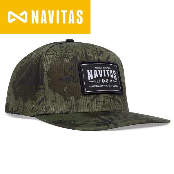 Кепка Navitas MFG Camo Snapback Cap
