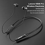 Бездротові навушники Lenovo he05, фото 8
