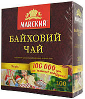 """Чай черный Майский """"Байховий"""" 100п."""