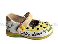 Детские туфли B&G №7228