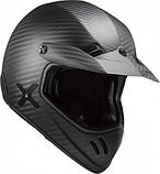 Шлем из углеродного волокна LS2 Matte Black Carbon Xtra, фото 5