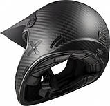 Шлем из углеродного волокна LS2 Matte Black Carbon Xtra, фото 6