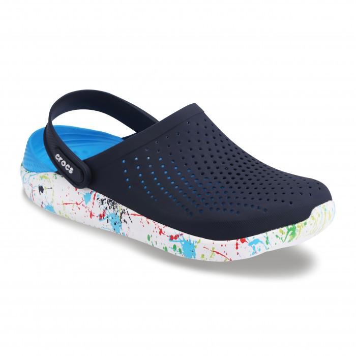 Кроксы Crocs LiteRide™ Clog синие 37 р.