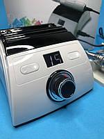 Фрезер для маникюра и педикюра Nail Master ZS-710, 65Вт 45000 об/мин (машинка фрезер для ногтей)
