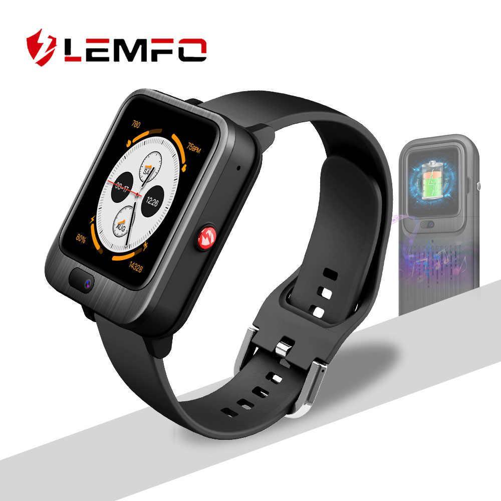 Смарт часы Андроид Lemfo LEM11 4G
