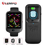 Смарт часы Андроид Lemfo LEM11 4G, фото 4