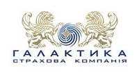 """Логотип страховая компания """"ГАЛАКТИКА"""", фирменный стиль"""