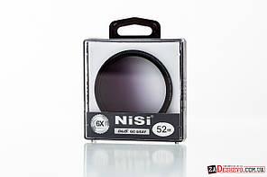 Светофильтр с градиентом NiSi DUS Ultra Slim PRO GC-GRAY 52mm
