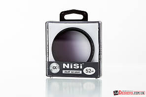 Светофильтр с градиентом NiSi DUS Ultra Slim PRO GC-GRAY 52mm