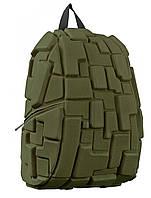 Рюкзак Madpax Blok Full Going Green 35х46х20 см (M/BLOK/GRE/FULL)