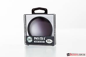 Светофильтр с градиентом NiSi DUS Ultra Slim PRO GC-GRAY 55mm