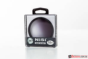 Светофильтр с градиентом NiSi DUS Ultra Slim PRO GC-GRAY 55mm