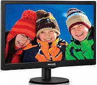 "Philips 21.5"" 223V5LSB/00 Black"