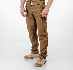 """🔥 Тактические штаны-брюки """"Conqustador"""" (койот) штаны, нацгвардии, всу, милитари, боевые, карго"""