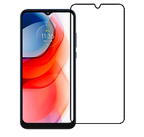 Защитное стекло Motorola Moto G Play (2021) Full Glue 5D (Mocolo 0.33 mm)