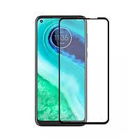Захисне скло Motorola Moto G Power (2021) Full Glue 5D (Mocolo 0.33 mm)