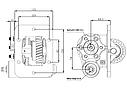 Коробка отбора мощности (КОМ) для BMC, фото 2