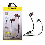 Бездротові навушники Awei B923BL, фото 6