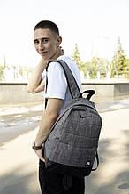 Рюкзак Nike Сірий меланж