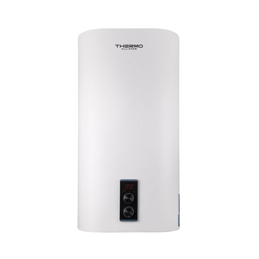 Водонагреватель Thermo Alliance 80 л, мокрый ТЭН 1х(0,8+1,2) кВт DT80V20G(PD)/2