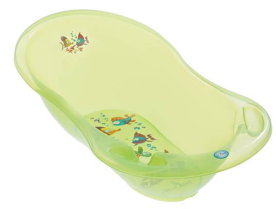 """TEGA BABY   Ванна детская """"AQUA"""" с термометром  86 см., фото 2"""