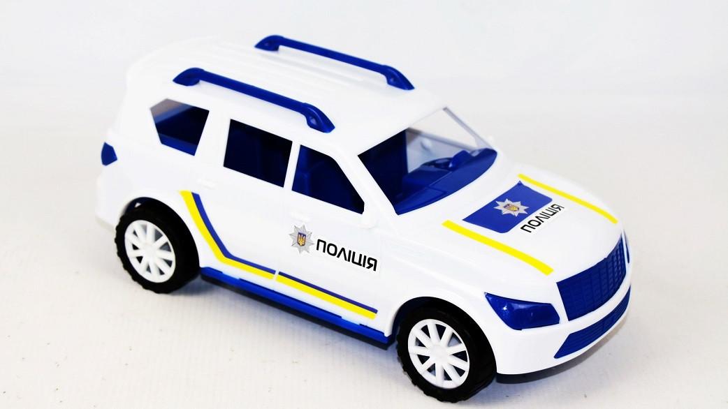 "Машина ""Джип Grand Max Police""   MAXIMUS"