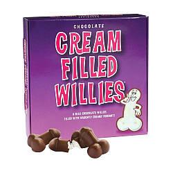 Набір шоколадних цукерок з начинкою Cream Filled Willies (92 гр)