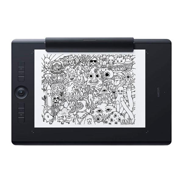 Монитор-планшет Wacom Intuos Pro Paper L (PTH-860P-N / R) Black