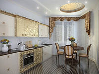 шторы для кухни, столовой
