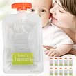 Опт 10 одноразовых дой-пак пакетов для станции расфасовки детского питания Squeeze Station, фото 3