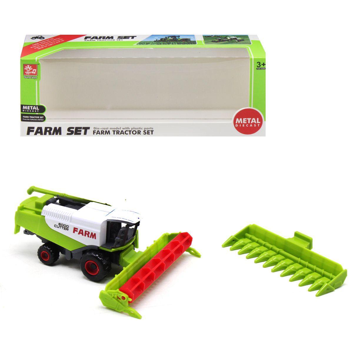 """Ігровий набір """"Farm set"""", вид 2 SQ82002-2"""