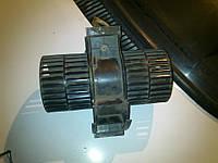 Электродвигатель печки ЗАЗ 1102 Таврия 1103 Славута 1105 Дана 11055 Пикап моторчик отопителя с крыльчатками бу