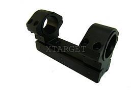 Крепление  Konus универсальное для оптики  25-30 мм ,моноблок