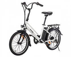 "Электрический велосипед Maxxter CITY LITE 20"" (белый)"