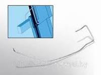 Скоба для черепицы универсальная тип J Wentop