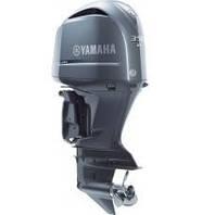Мотор Yamaha F350AETX