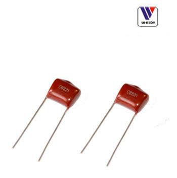 CBB-21 M-Полипропилен 0,1mkf(100nf)-100 VAC (±10%)  P:10mm